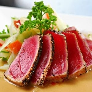 Yellowfin Ahi Tuna