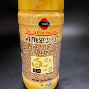 Premium Roasted White Sesame Seeds