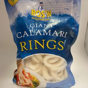 Giant Calamari Rings