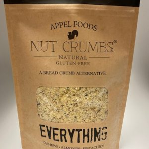 Nut Crumbs Everything