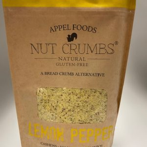 Nut Crumbs Lemon Pepper
