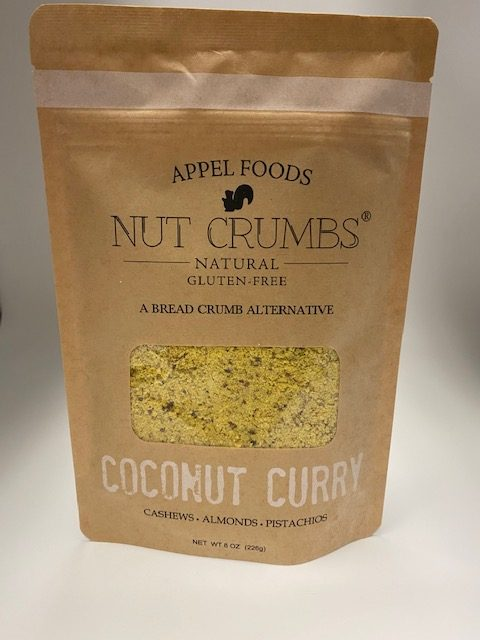 Nut Crumbs Coconut Curry