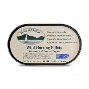 Wild Herring Fillets
