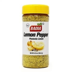 Lemon Pepper Spice