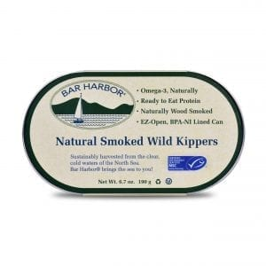 Natural Smoked Wild Kippers