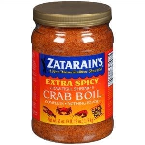 Zatarain's Extra Spicy Crawfish, Shrimp, & Crab Boil Spice